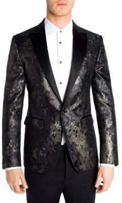 DSQUARED2 Slim-Fit Camouflage Jacket