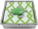 Mariposa Turtle Napkin Box