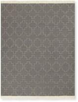 Williams-Sonoma Williams Sonoma Tetris Tile Flatweave Rug, Grey