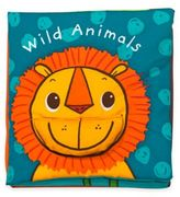 Melissa & Doug Wild Animals Soft Book