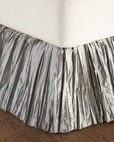 Dian Austin Couture Home Queen St. Germain Silk Dust Skirt