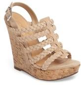 Schutz Women's Abigally Wedge Sandal