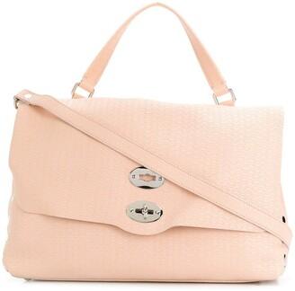 Zanellato Top Handle Tote Bag