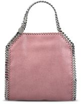 Stella McCartney rose falabella shaggy deer mini tote
