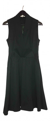 Carven Green Viscose Dresses