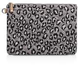 MZ Wallace Oxford Metro Leopard Print Nylon Pouch - 100% Exclusive