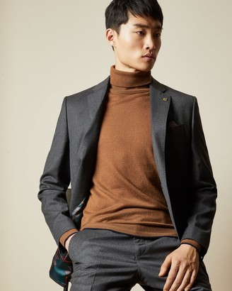 Ted Baker Debonair Plain Wool Jacket