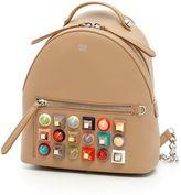 Fendi Calfskin Backpack