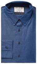 Thomas Pink Caldicot Solid Slim Fit Dress Shirt