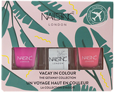 Nails Inc Vacay In Colour The Getaway Nail Polish Collection