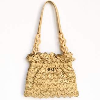 Ungaro Beige Leather Handbags