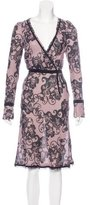 DAY Birger et Mikkelsen Long Sleeve Paisley Print Dress