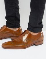 Jeffery West Scarface Laser Print Derby Shoes