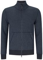 Hugo Boss Boss Orange Ztark Zipped Jacket, Dark Blue