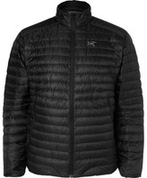 Arc'teryx Cerium Sl Quilted Shell Down Jacket - Black