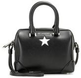 Givenchy Lucrezia micro leather shoulder bag