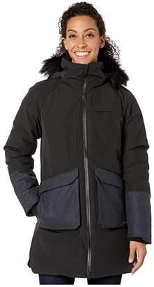Marmot Jules Jacket (Black/Black Heather) Women's Clothing