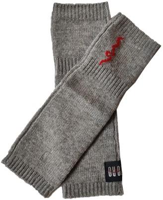 Kokoro Organics Ethical Cashmere Gloves - Grey