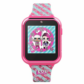 L.O.L. Surprise! Touch-Screen Smartwatch Built in Selfie-Camera Easy-to-Buckle Strap