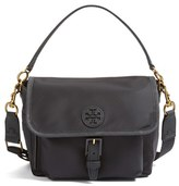 Tory Burch Scout Nylon Crossbody Bag - Black