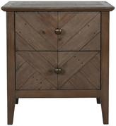 Kosas Bowen Reclaimed Pine 2 Drawer Nightstand by Home