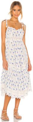 LoveShackFancy Antonella Dress