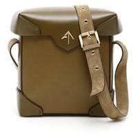 MANU Atelier Pristine Mini Crossbody Bag