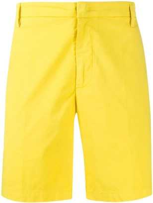 Dondup Manheim straight-leg bermuda shorts