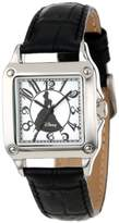 EWatchFactory Disney Women's W000466 Princess Perfect Square Watch