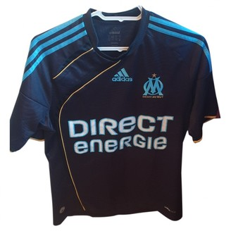 adidas Blue Synthetic T-shirts