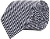 Turnbull & Asser Woven Puppy Tooth Tie