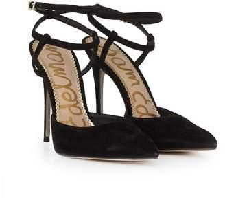 Sam Edelman Deana Ankle Strap Pointed Toe Stiletto