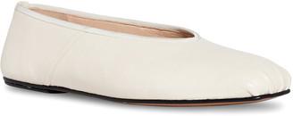 The Row Ballet Flat