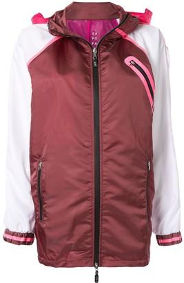 Sàpopa Hooded Zipped Jacket