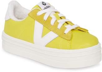 Victoria Barcelona Platform Sneaker