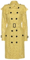 Burberry Stanhill lace trenchcoat