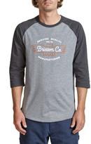 Brixton Men's Concord Baseball T-Shirt