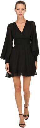 Tulle & Chiffon Dress