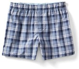 Banana Republic Brody Plaid Boxer