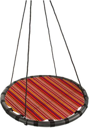 Bliss Hammocks Bliss Striped Fabric Tree Glider