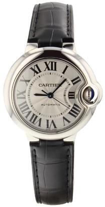 Cartier 2012 pre-owned Ballon Bleu 33mm