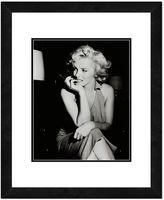 "Monroe Marilyn Framed 11"" x 14"" Photo"
