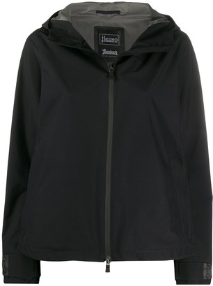 Herno Hooded Water-Repellent Jacket