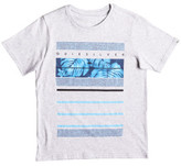 Quiksilver Raw Lines 2 Youth T-Shirt (Boys 8-14 Yrs)