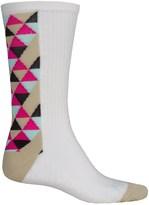 SockGuy High-Performance Pattern Socks - Crew (For Men and Women)