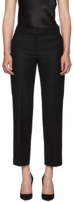 Alexander Wang Black Bootleg Trousers