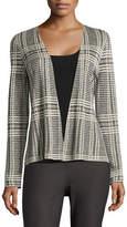 Eileen Fisher Merino-Wool Blend Knit Cardigan