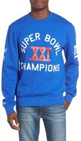 Mitchell & Ness Men's Nfl Championship - New York Giants Sweatshirt