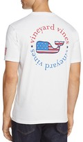 Vineyard Vines USA All Day Pocket Tee