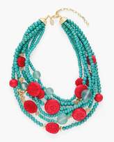 Chico's Clara Multi-Strand Necklace